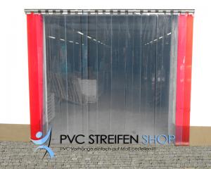 Stallvorhang aus PVC